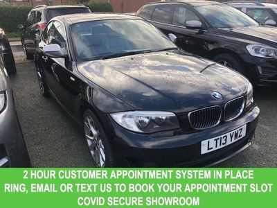 used BMW 120 Coupé 1 SERIES I EXCLUSIVE EDITION 2dr Petrol Manual