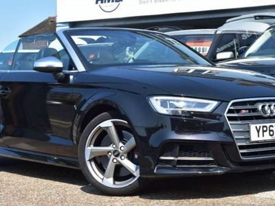 used Audi A3 PETROL SEMI AUTOMATIC CONVERTIBLE 2 DOORS