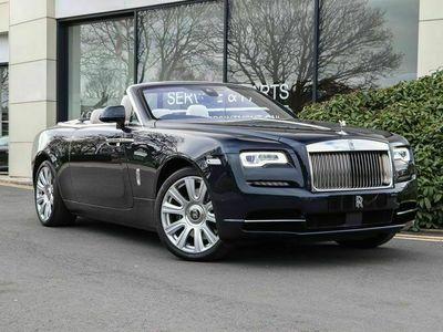 used Rolls Royce Dawn V12 6.6 2dr