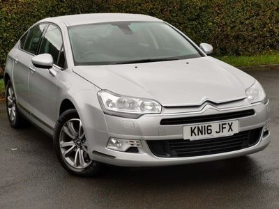 used Citroën C5 2.0 BlueHDi VTR+ (Techno Pack) 4dr