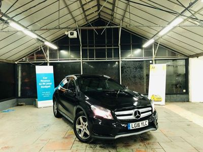 used Mercedes GLA200 Gla Class 2.1AMG Line (Executive) 7G-DCT 4MATIC (s/s) 5dr