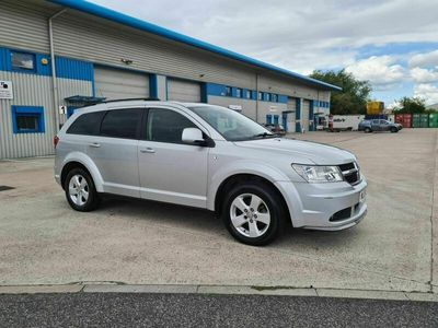 used Dodge Journey 2.0 CRD SXT 5dr HPI CLEAR + AUTOMATIC