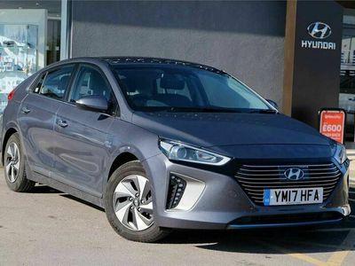used Hyundai Ioniq 1.6 GDi (105ps) Premium SE Hybrid DCT 5Dr HB Semi Auto