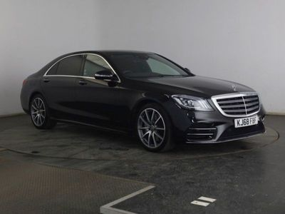 used Mercedes S350 S ClassL AMG Line Executive 4dr 9G-Tronic Saloon diesel saloon
