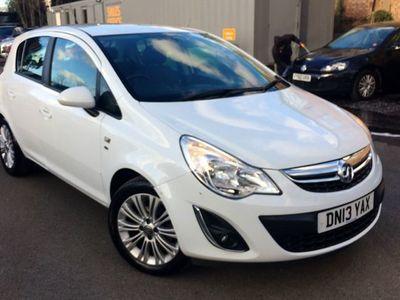 used Vauxhall Corsa 1.3 CDTi ecoFLEX 16v SE 5dr (a/c)