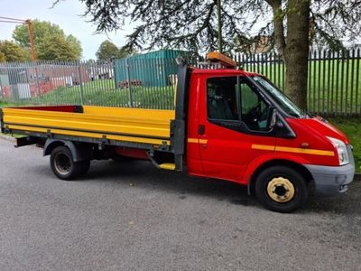 used Ford Transit Chassis Cab TDCi 125ps [DRW] 13.4 ft bed choice of 2, 2014, not known, 114000 miles.