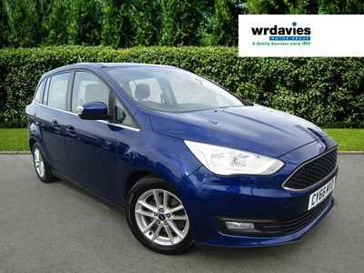 used Ford Grand C-Max 1.5TDCi ZETEC 5dr 7 Seater - 1 Owner (Coming soon!)