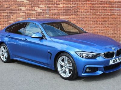 used BMW 420 4 Series i M Sport 5dr [Professional Media]