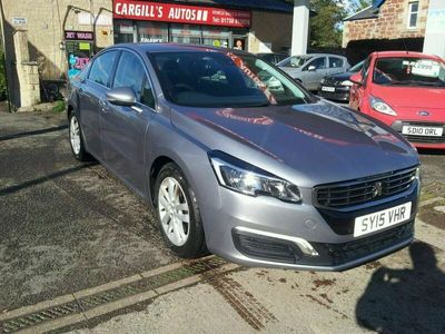 used Peugeot 508 HDI ACTIVE 2.0 4dr