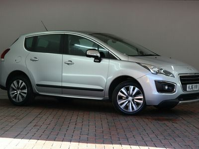 used Peugeot 3008 1.6 e-HDi Active 5dr EGC