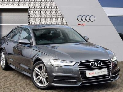 used Audi A6 S line 2.0 TDI ultra 190 PS S tronic