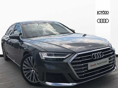 used Audi A8L L S line 50 TDI quattro 286 PS tiptronic