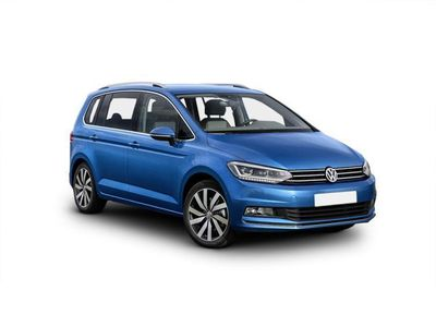 used VW Touran 2.0 TDI BlueMotion Tech SEL DSG (s/s) 5dr