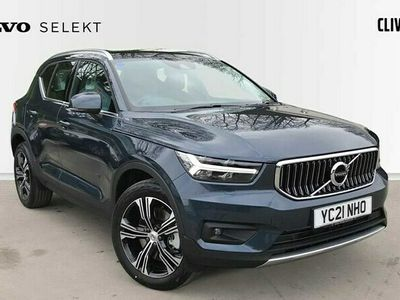 used Volvo XC40 Recharge Plug-in hybrid T5 FWD Nav Inscription (Intellisafe, Climate Pack)