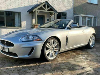 used Jaguar XKR 4.2 2dr