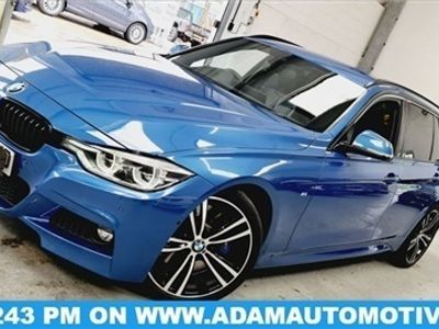 used BMW 325 3 SERIES 2.0 D M SPORT TOURING 5d 215 BHP FULL SH+OVER £15K WORTH OF EXTRA