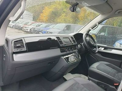 used VW Caravelle 2.0 TDI BlueMotion Tech 199 Executive 5dr DSG People Carrier 2020