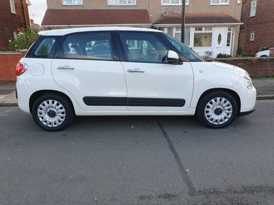 used Fiat 500L 1.4 Easy 5dr