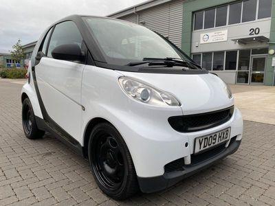 used Smart ForTwo Cabrio 1.0 Pure 2dr