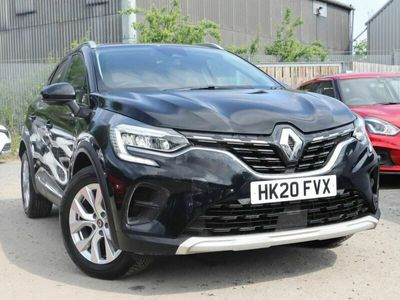 used Renault Captur 1.5 Blue dCi Iconic (s/s) 5dr