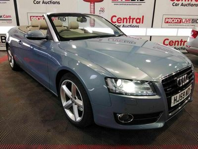 used Audi A5 Cabriolet Cabriolet 3.2 FSI SE S Tronic quattro 2dr