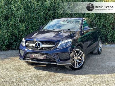 used Mercedes GLE350 GLE 3.0D 4MATIC AMG LINE 4d 255 BHP Auto
