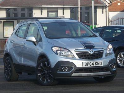 used Vauxhall Mokka 2015 Mansfield 1.4 16V TURBO EXCLUSIV 5DR