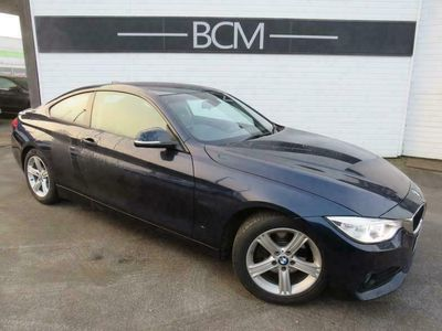 used BMW 420 4 Series 2.0 d SE Auto 2dr