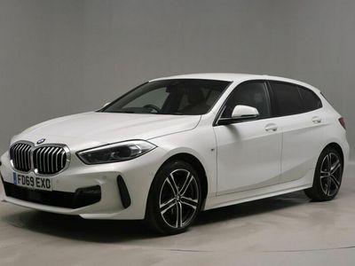 used BMW 118 1 Series i M Sport 5dr - HEATED LEATHER - HEATED STEERING WHEEL 1.5