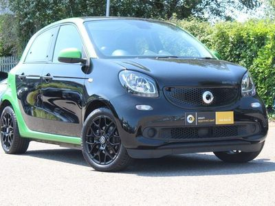 used Smart ForFour Electric Drive 60kW Prime Premium 17kWh 5dr Auto