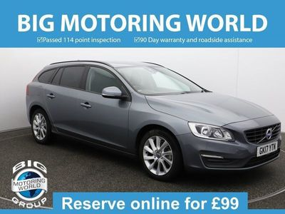 used Volvo V60 D4 BUSINESS EDITION for sale | Big Motoring World