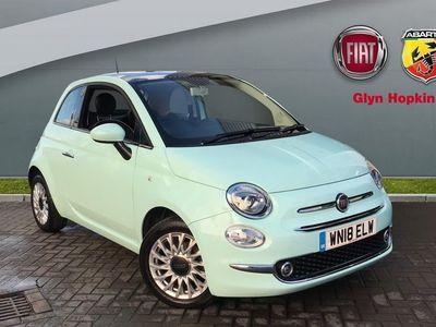 used Fiat 500 2018 Redmoor Hatchback Lounge