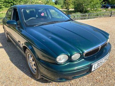 used Jaguar X-type 2.0 D Classic 4dr