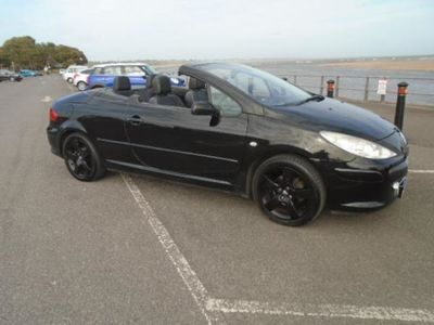 used Peugeot 307 CC Coupe 2.0 Sport 2d