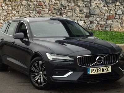 used Volvo V60 II D3 Inscription Automatic 2.0 5dr