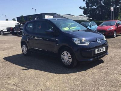 used VW up! UP 2014 Burton On Trent 1.0 Move3dr