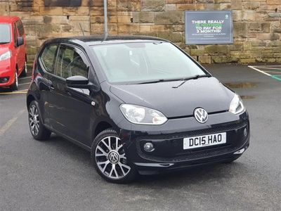 used VW up! UP HATCHBACK SPECIAL EDS 1.0 Rock3dr