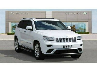 used Jeep Grand Cherokee 3.0 CRD Summit 5dr Auto Diesel Station Wagon