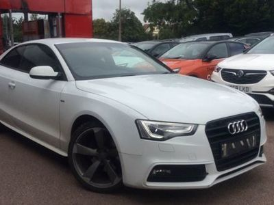 used Audi A5 2.0 TDI 177 Black Edition 2dr Multitronic