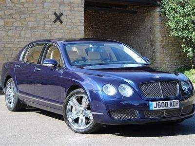 used Bentley Continental 6.0 W12 4dr Auto ++36,000 MILES, FSH++