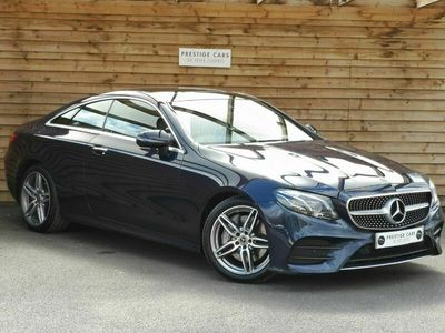 used Mercedes E300 E ClassAMG Line Premium Plus 2dr 9G-Tronic STUNNING EXAMPLE Coupe 2017
