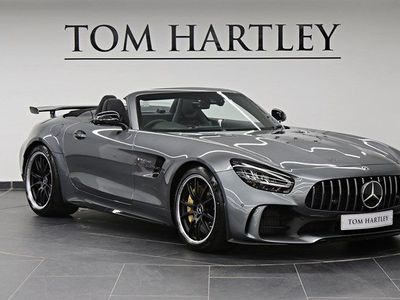 used Mercedes AMG GT R Roadster 4.0 2dr