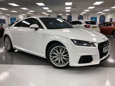 used Audi TT 1.8T Fsi S Line 2Dr