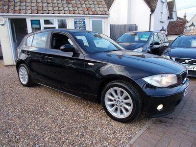 used BMW 118 1 Series 2.0 i SE 5dr