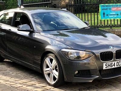 used BMW 116 1 Series d M Sport 3dr *LOW MILES*DEALER HISTORY*£30 ROAD TAX*