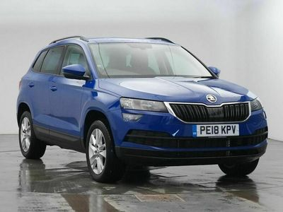 used Skoda Karoq 1.5 TSI SE Technology 5dr