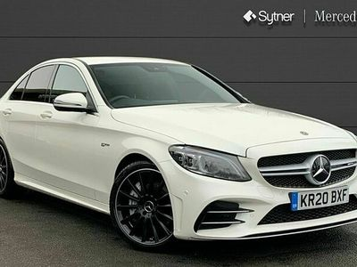 used Mercedes C43 AMG C Class4Matic Edition 4dr 9G-Tronic 3.0