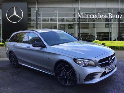 used Mercedes C300 C ClassAMG Line Night Edition Premium 5dr 9G-Tronic 2.0
