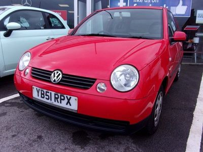 used VW Lupo 1.0 E 3dr