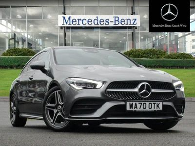 used Mercedes CLA200 Shooting Brake Cla-Class AMG Line Premium Plus 1.3 5dr